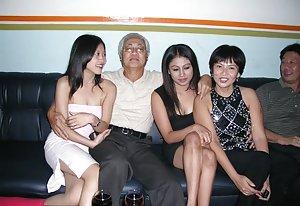 Asian Girls Group Sex Pics