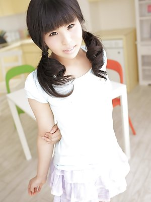 Asian Girls Pigtails Pics