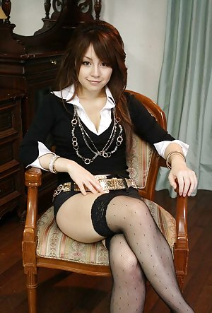 Asian Girls Stockings Pics